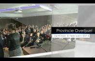 150205 STOWA Overijssel | Impressie | Seminar IJssel-Vechtdelta