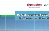 150423 Veldbezoek | STOWA Vlaanderen | Sigmaplan – Cluster Kalkense Meersen