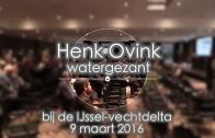 Werkconferentie IJVD 2016 | Interview – Watergezant Henk Ovink